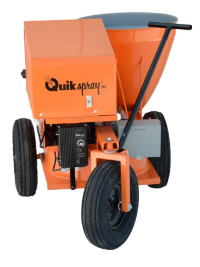 Quickspray Fireproofing