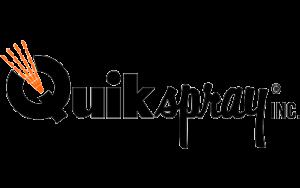 Quickspray inc logo